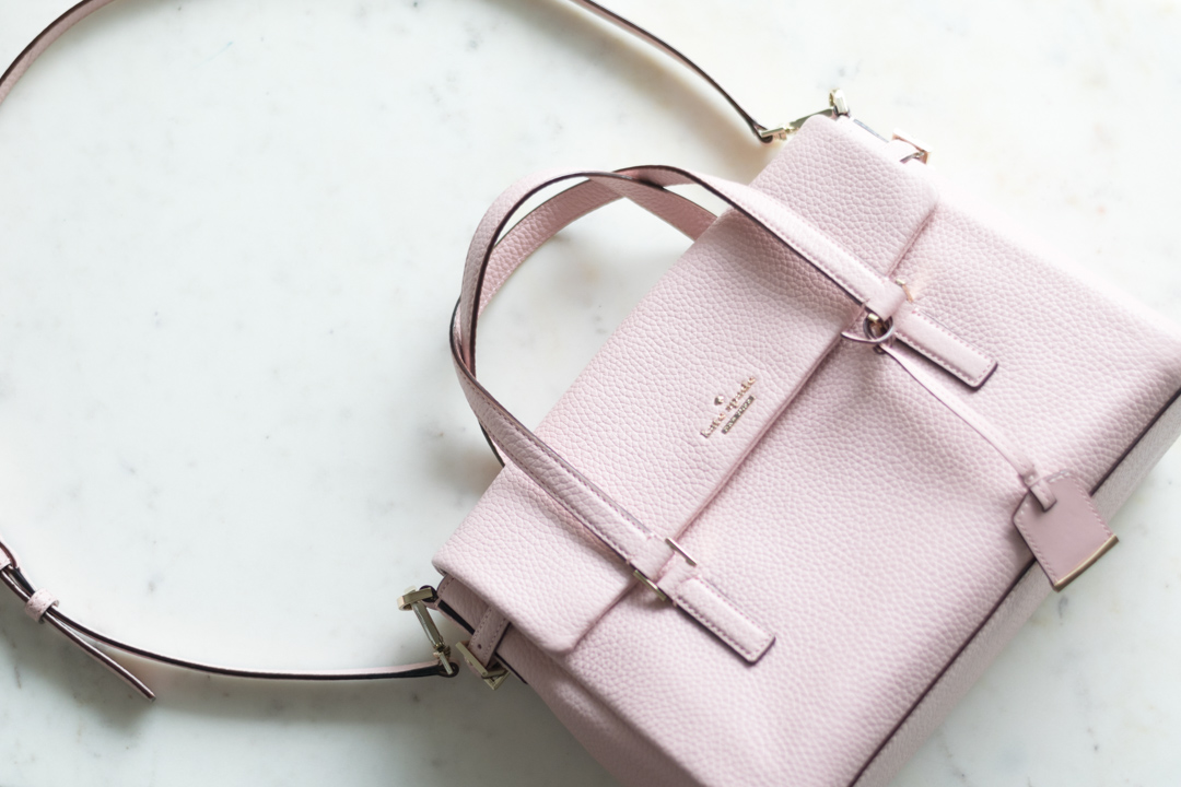 Whats In My Kate Spade Bag