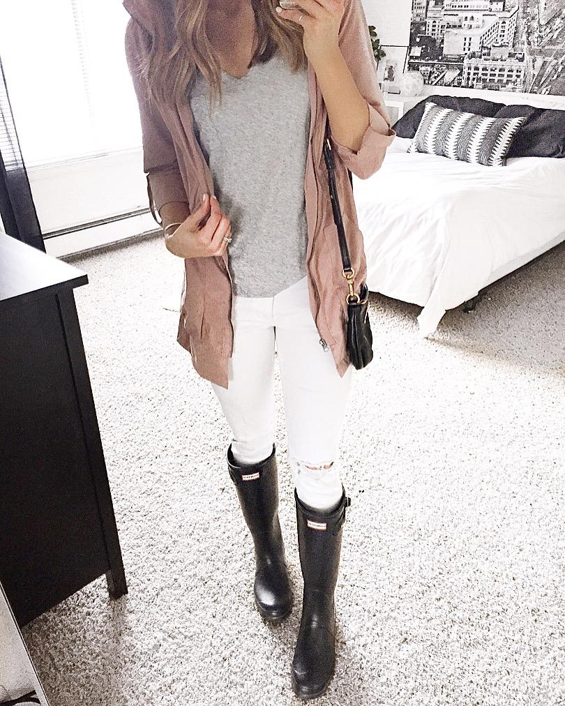 Blush-Coat-White-Distressed-Denim-Hunter-Boots