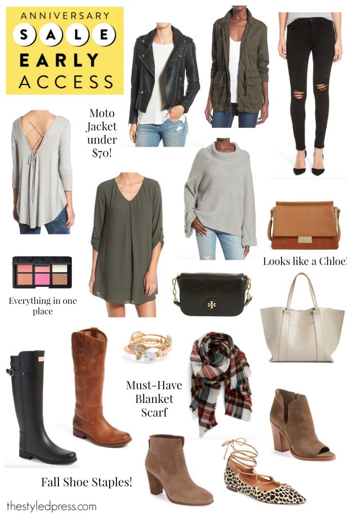 Best of 2016 Nordstrom Anniversary Sale, Early access top picks, blogger Nordstrom anniversary sale, nsale