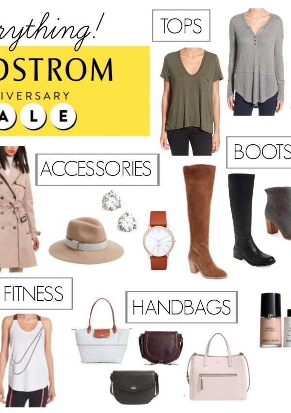 best of 2016 Nordstrom anniversary sale, blogger nsale recommendations