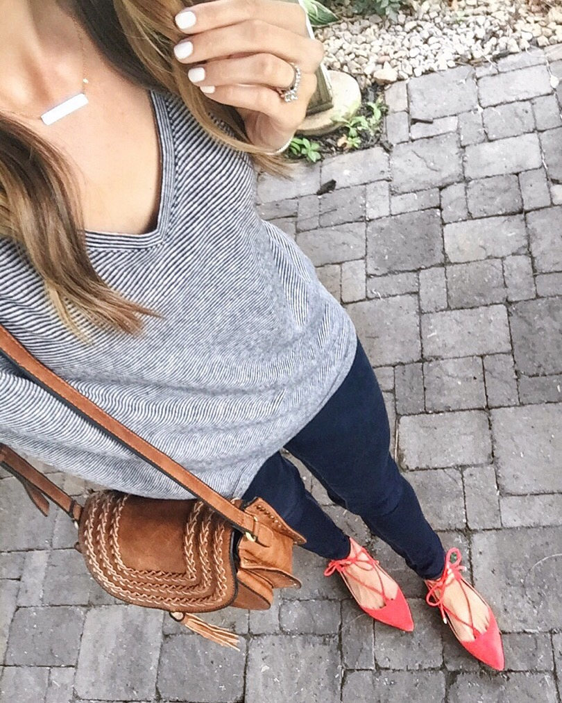 red-lace-up-flats-outfit