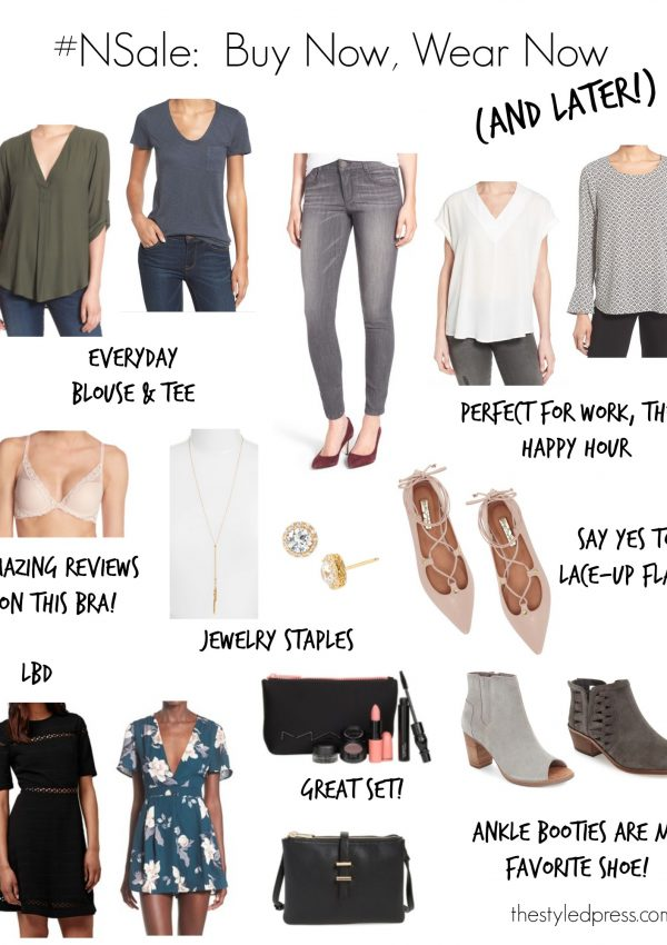 Nordstrom Anniversary Sale: Buy Now, Wear Now (and Later!)