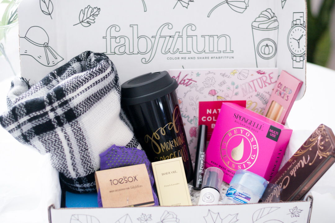 Fall Fabfitfun Unboxing Amp Review The Styled Press