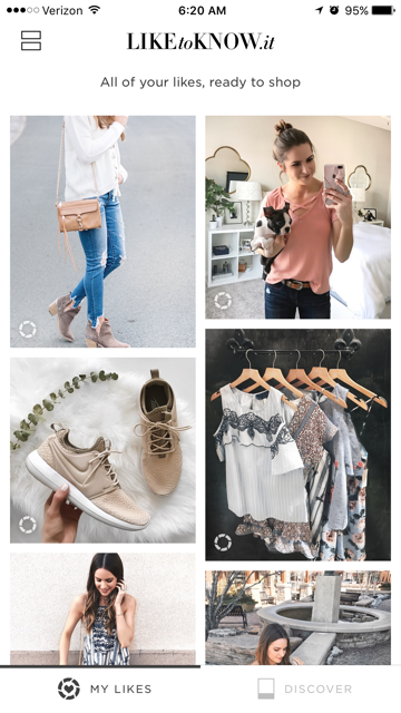 What You Need to Know About the NEW LIKEtoKNOW.it App!