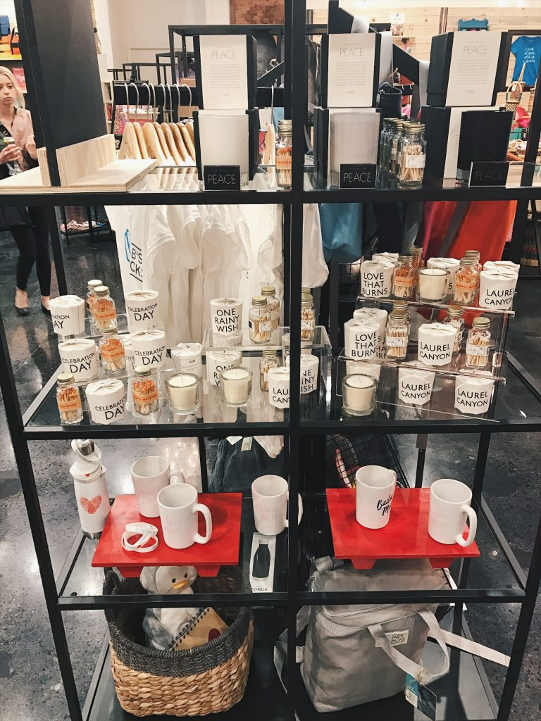 pab's packs, debut mall of america, shop for kindness, giving back Minneapolis