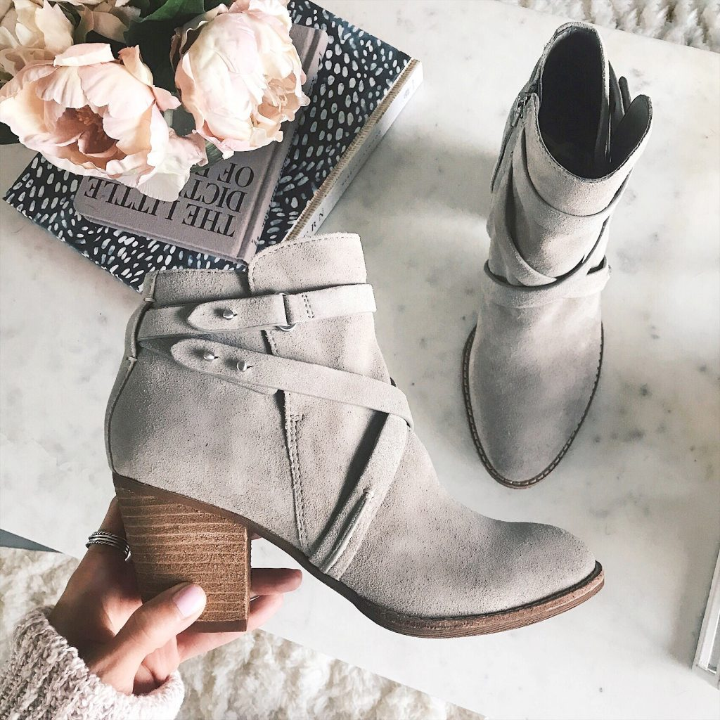 Nordstrom anniversary sale 2017 sam Edelman, merton bootie, taupe ankle booties