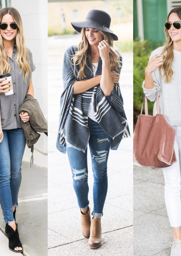 3 Fall Outfit Ideas from the Mall of America