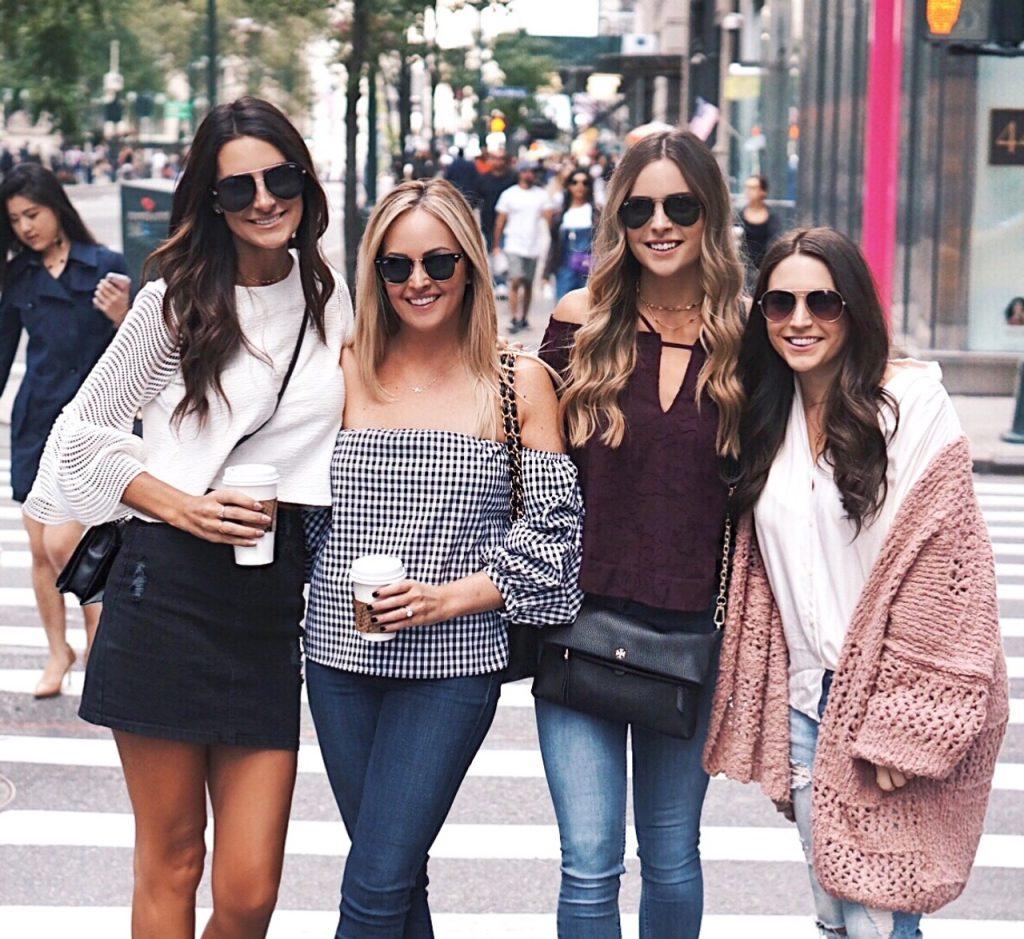 new york fashion week bloggers, street style casual