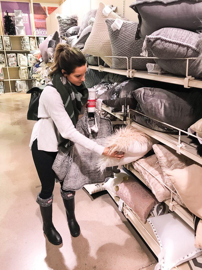 gordmans mn finds, sherpa fleece pullover, Minneapolis blogger, taylor brown