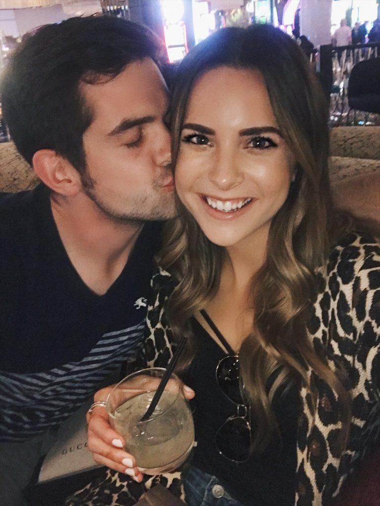 cosmopolitan verbena secret drink, what to do in las vegas, minneapolis blogger