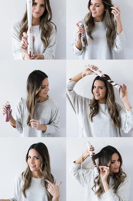 HAIR TUTORIAL: T3 Cascading Waves Wand