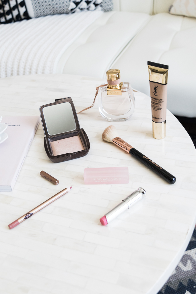 Nordstrom spring beauty essentials, YSL Touche Eclat All-in-One Glow Review, spring 2018 makeup