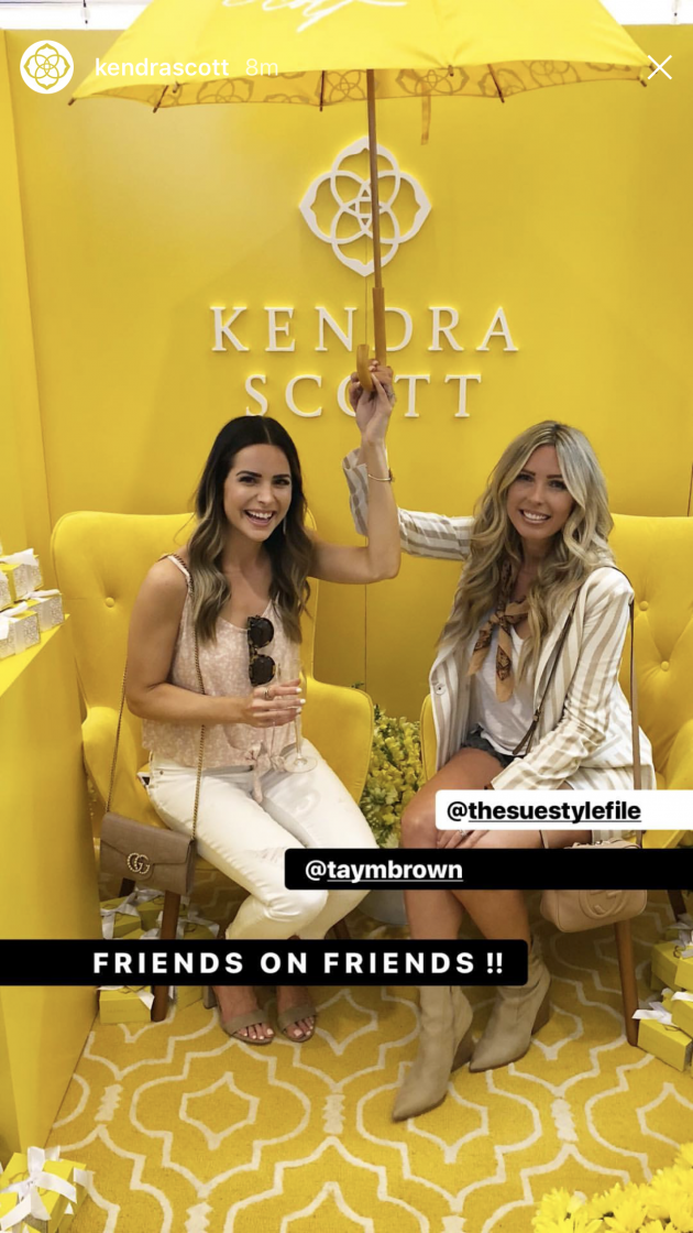 kendra scott rsthecon, the sue style file