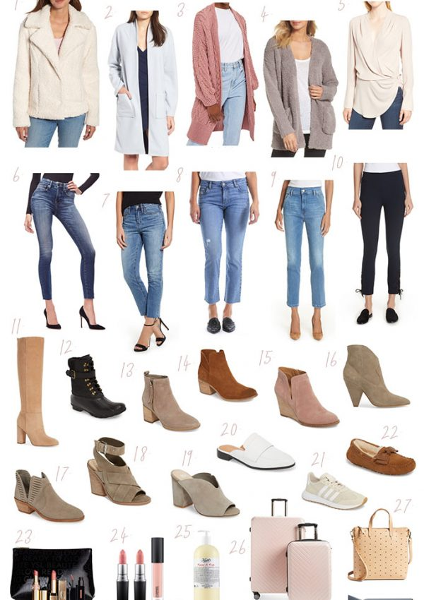 Nordstrom Anniversary Sale 2018 Catalog Sneak Peek Favorites