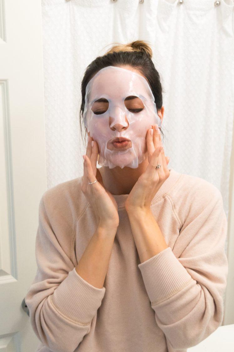 robin mcgraw revelation review, face sheet masks, fine lines and wrinkles