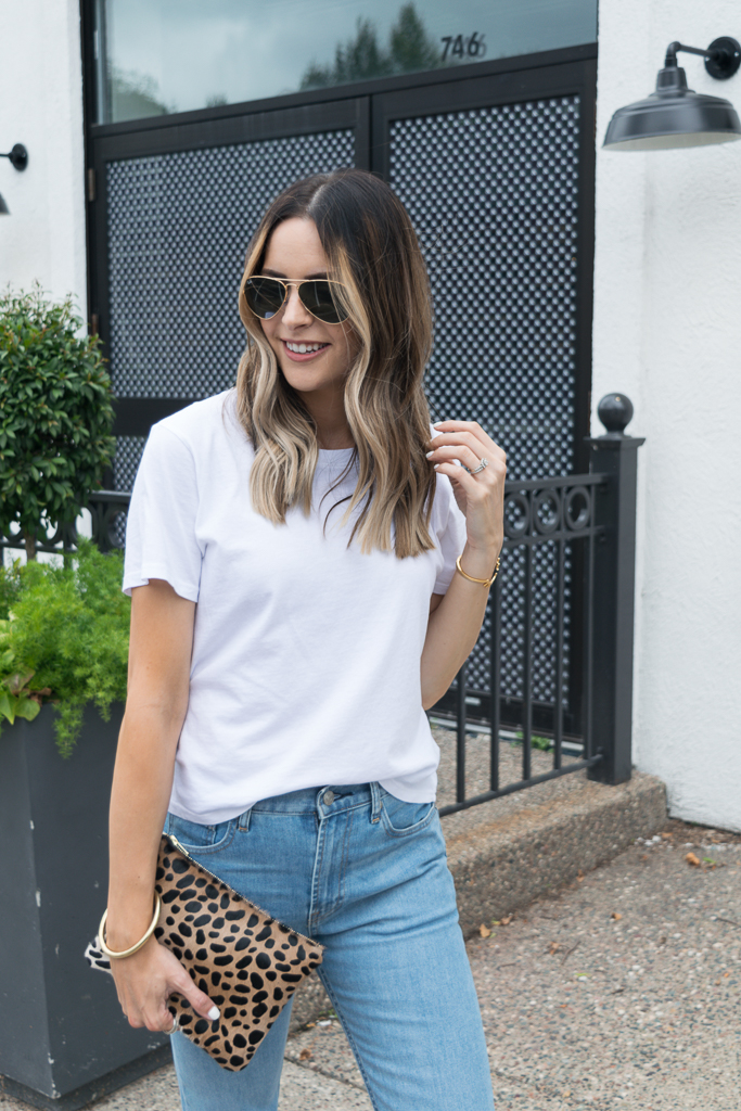 everyone back to basics, the day heel, modern boyfriend jeans, Minneapolis blogger