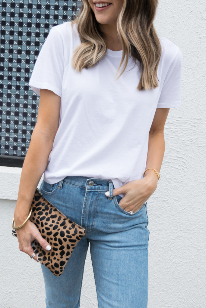 everyone back to basics, the day heel, modern boyfriend jeans, capsule wardrobe