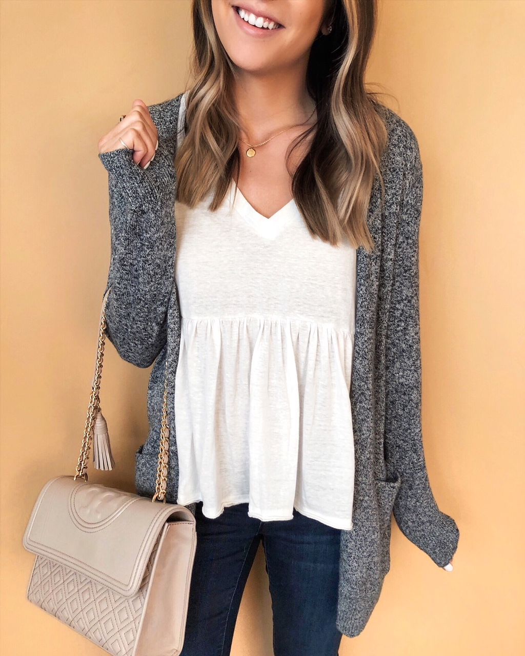 Pre-fall finds under $100, old navy cardigan, affordable fashion bloggers