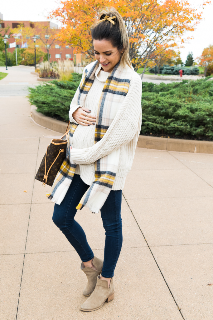 bump style, maternity fashion, bump outfit inspiration, minneapolis blogger