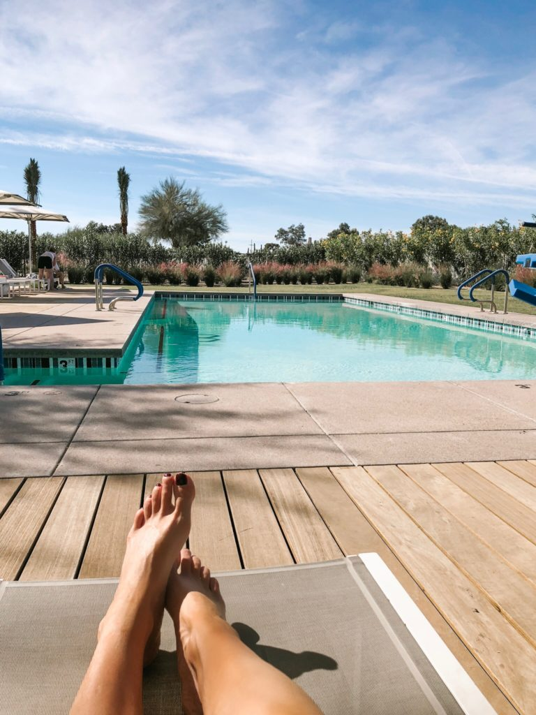 andaz scottsdale resort and spa, baby moon destination, babymoon, palo verde spa