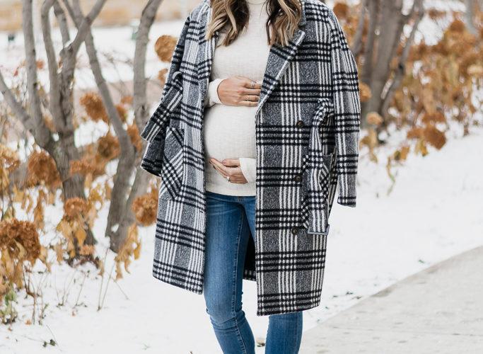 Maternity Wear for Winter