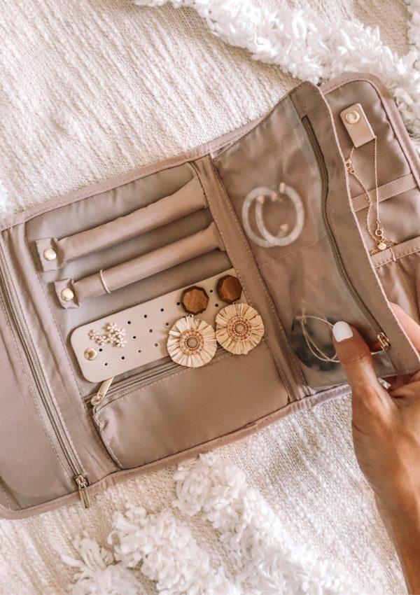 amazon jewelry travel organizer bag