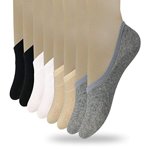 Amazon, no show, non slip, socks