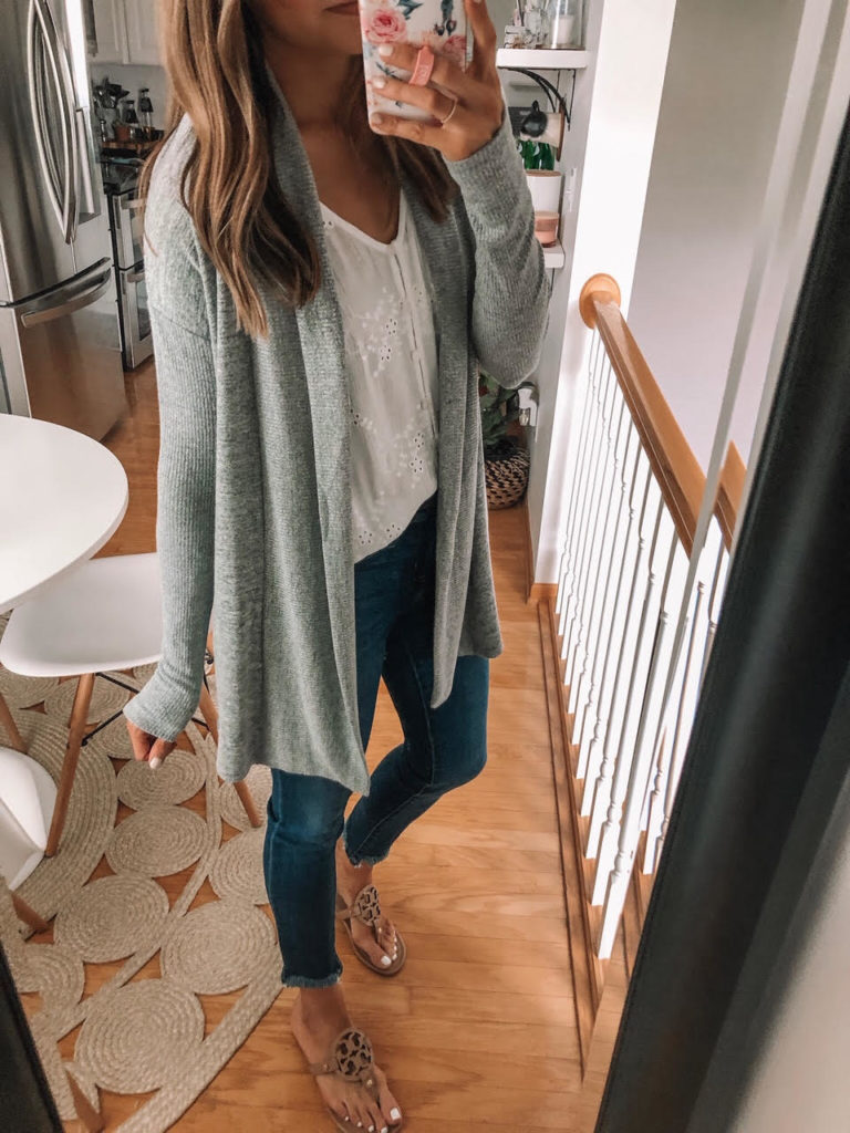 A New Day Knit Cardigan, Target Haul Try On