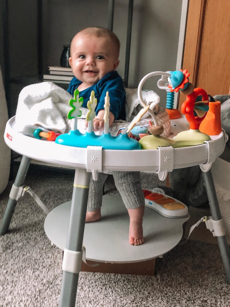 Skip Hop Explore and More Baby Activity Center, Target Haul
