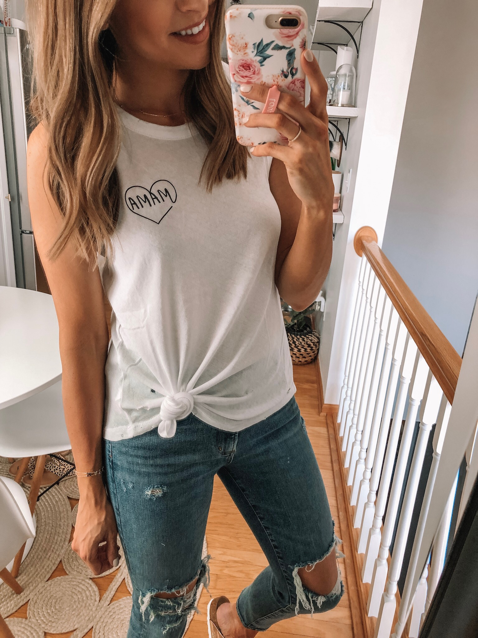 chaser mama tank, evereve Mother's Day sale