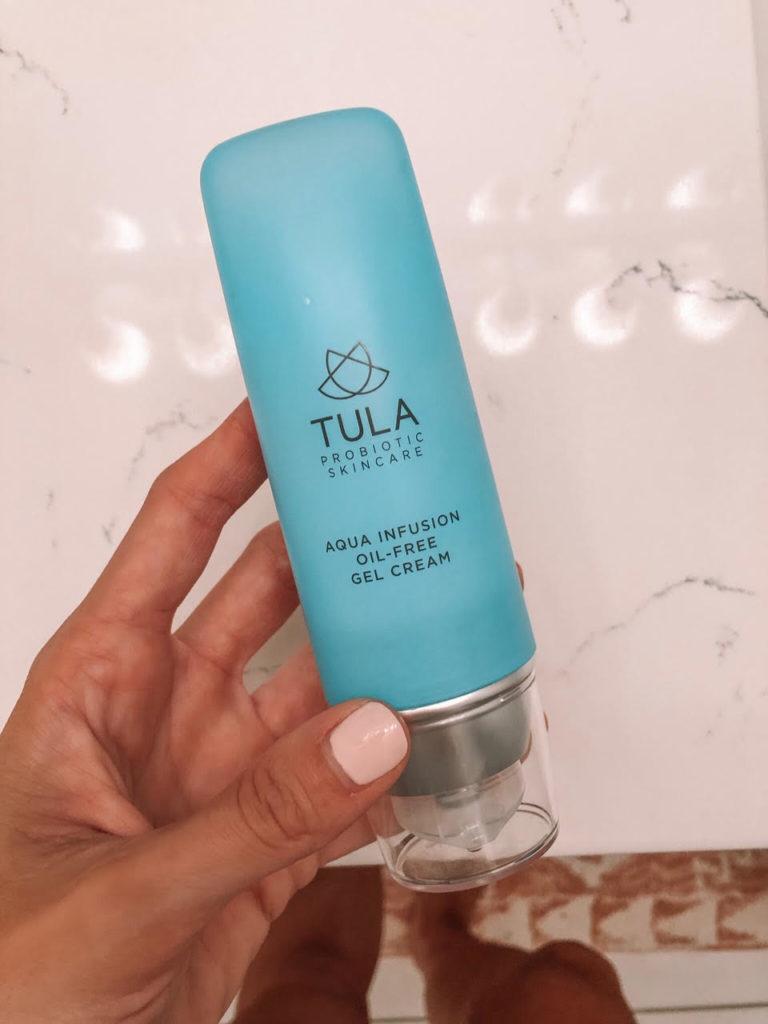 Tula Aqua Infusion Oil Free Gel Cream