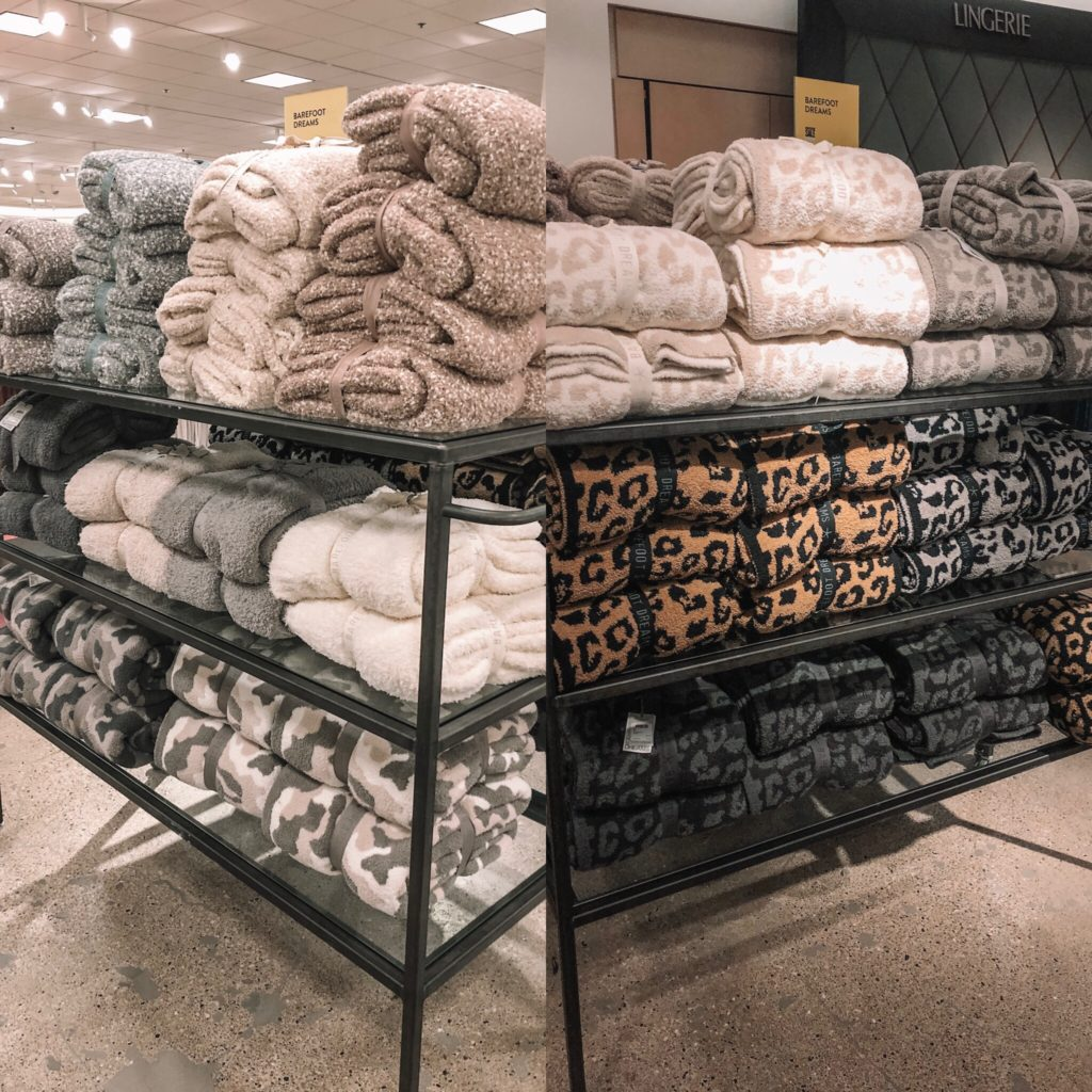 nordstrom anniversary sale 2019, nsale, barefoot dreams blanket, leopard, Camo