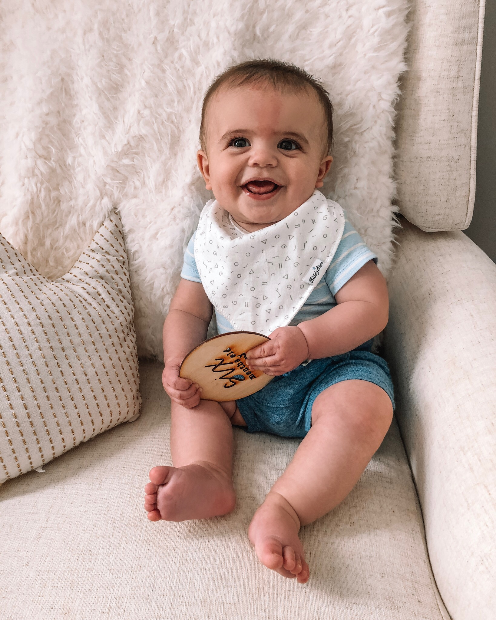 Keldon 6 month update and schedule, baby