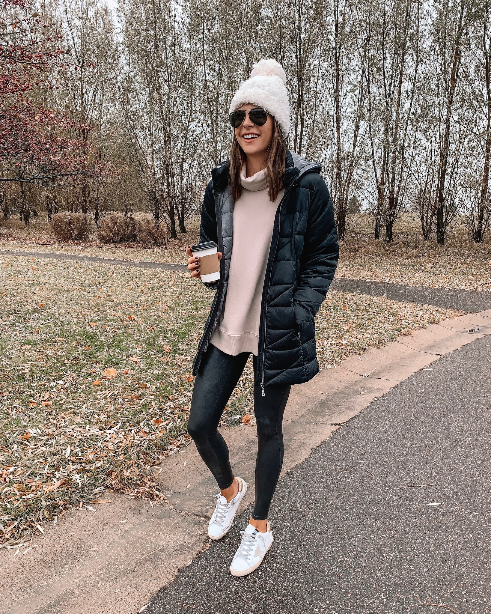 best of Black Friday and cyber Monday sales 2019, black parka jacket women's, golden goose sneakers sale, faux leather leggings