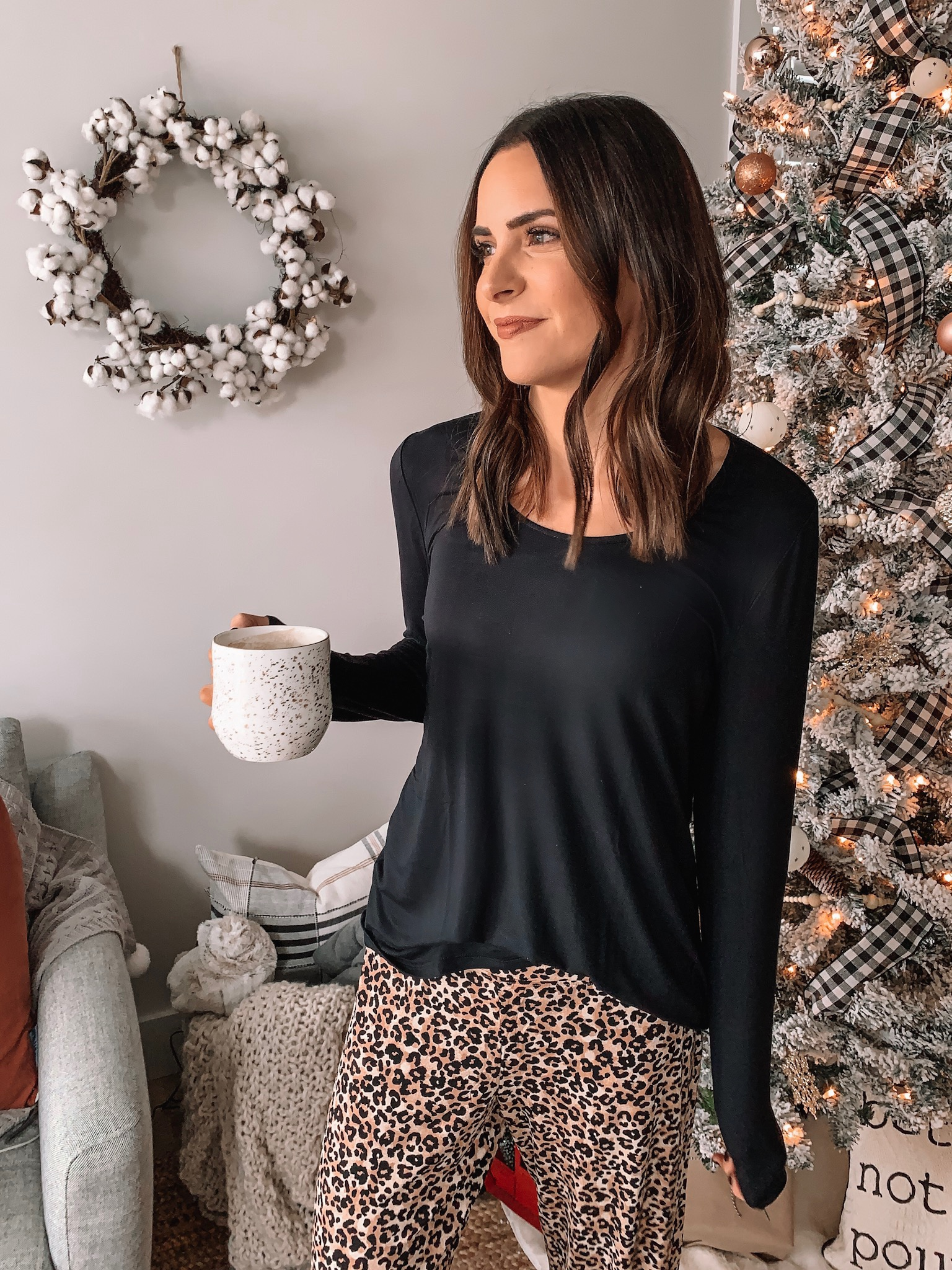 soma Black Friday sale, cool nights pjs leopard
