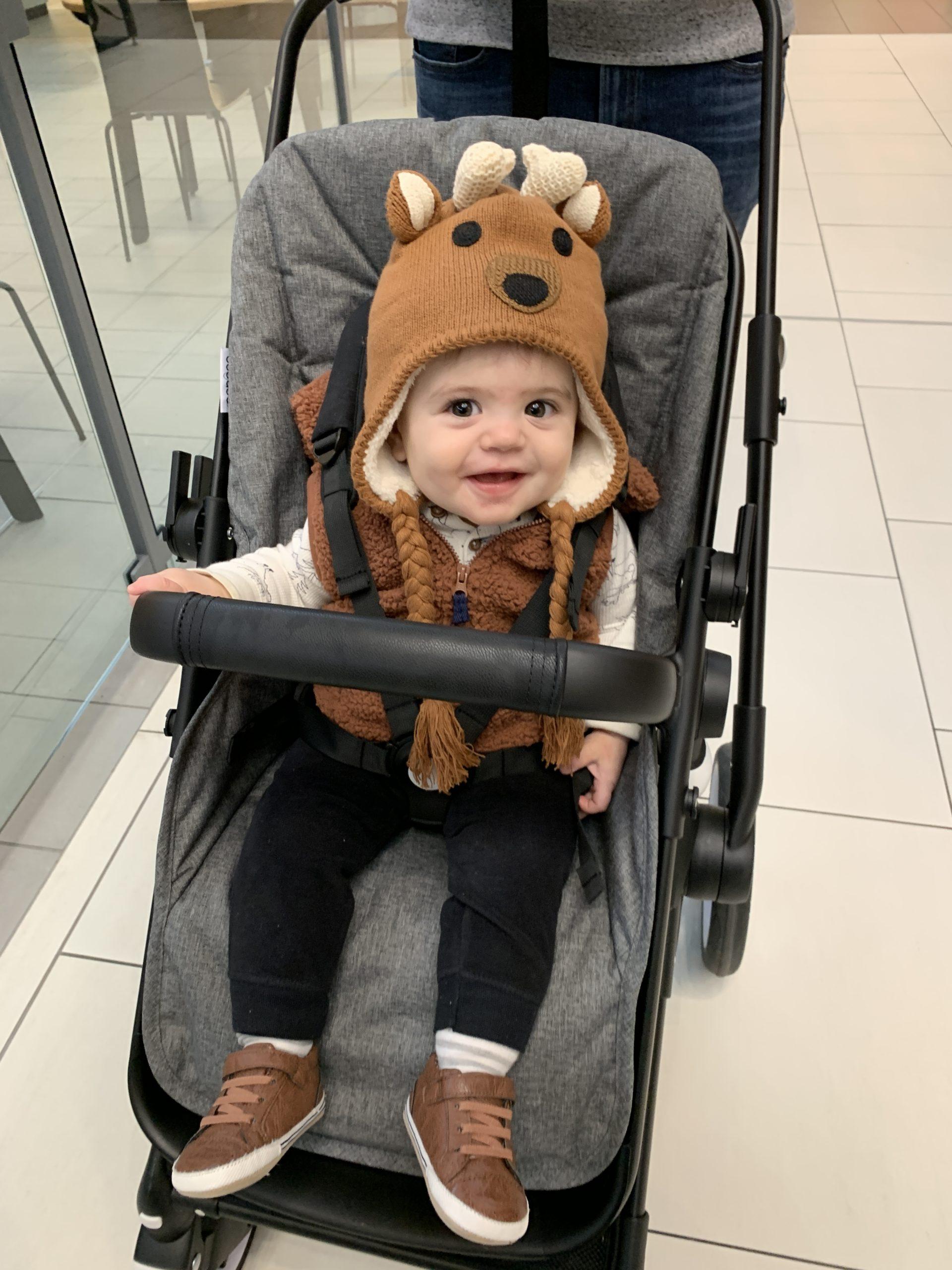 Keldon 10 month update, baby milestones 10 months