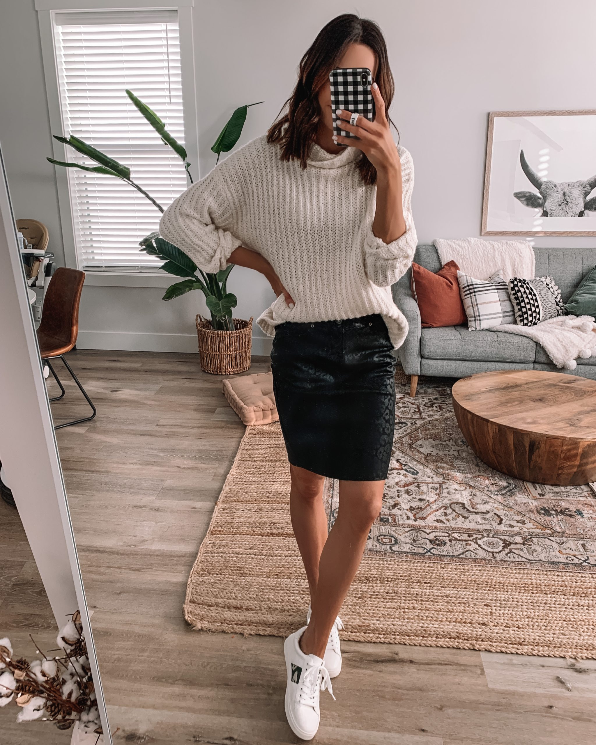 affordable winter skirt outfits, Walmart fashion