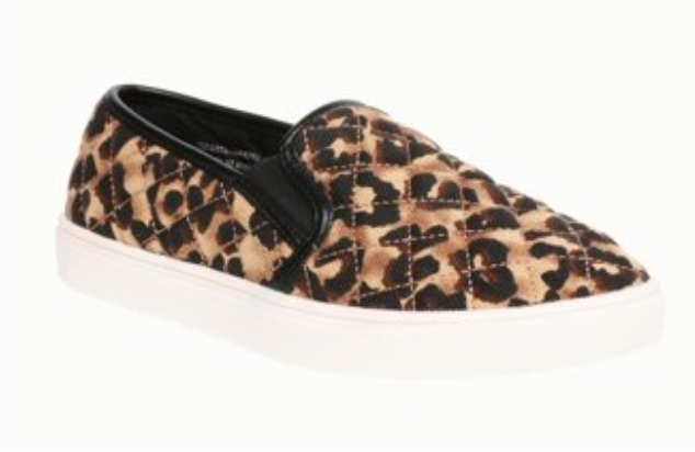 walmart, leopard sneakers, time and tru, best sellers of January 2020