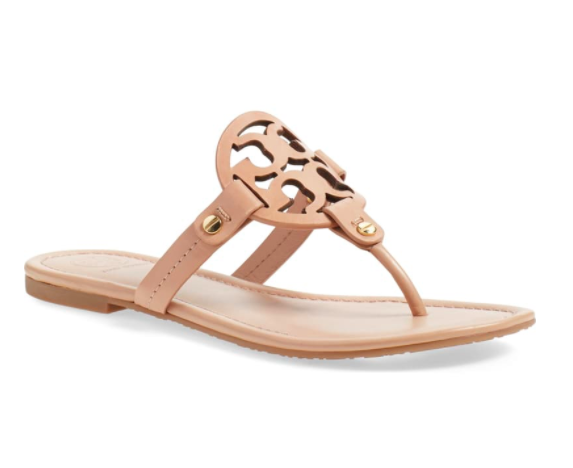 tory burch, sandal