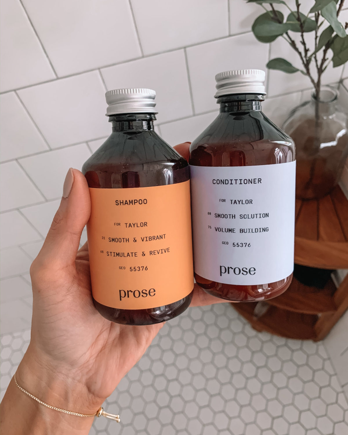 prose custom hair care review