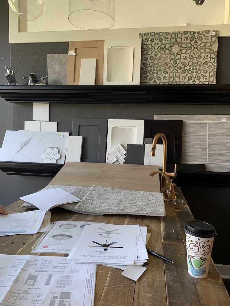 Robert Thomas homes, building a house tips, design center