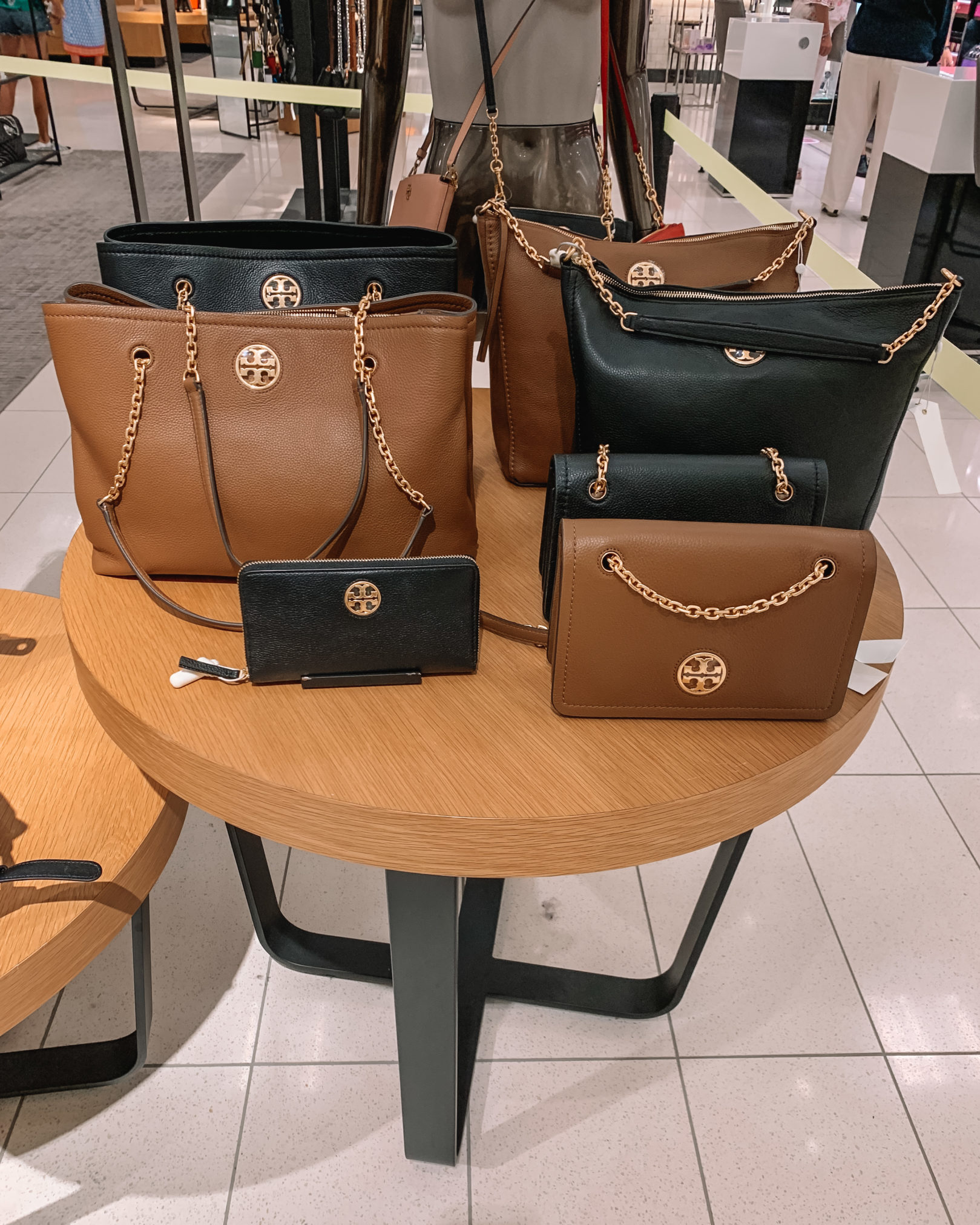 nsale 2020, Nordstrom anniversary sale try on, Tory Burch handbags and wallets
