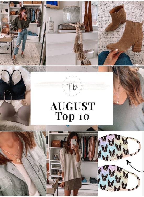 august top 10, the styled press, Taylor Brown