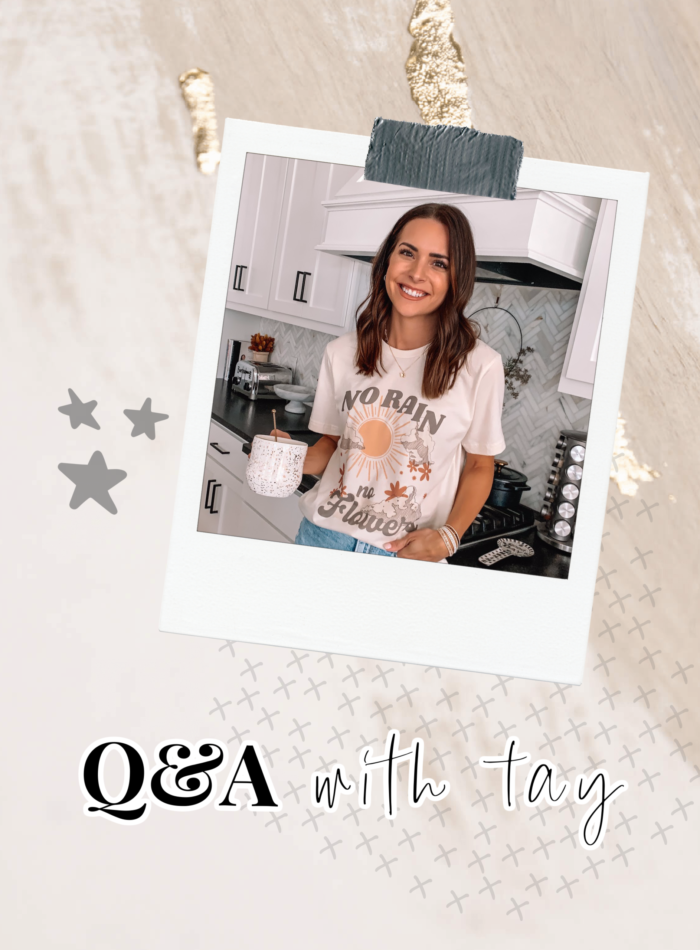 q&a with tay, Taylor brown, the styled press