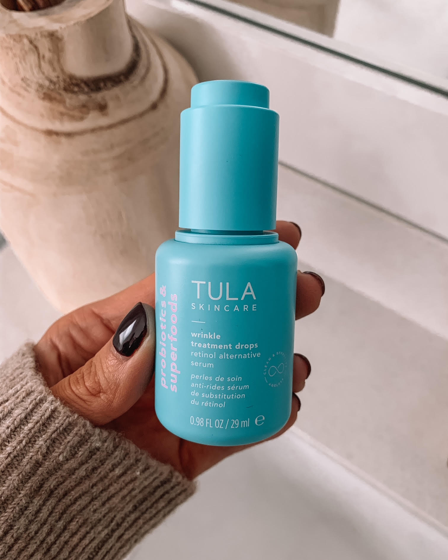 tula face serum