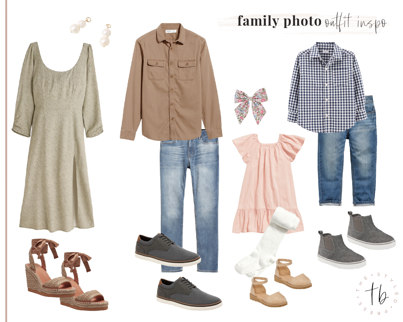 spring family photo outfit ideas, spring outfits 2021, family photo outfit inspo, family photos outfit inspiration