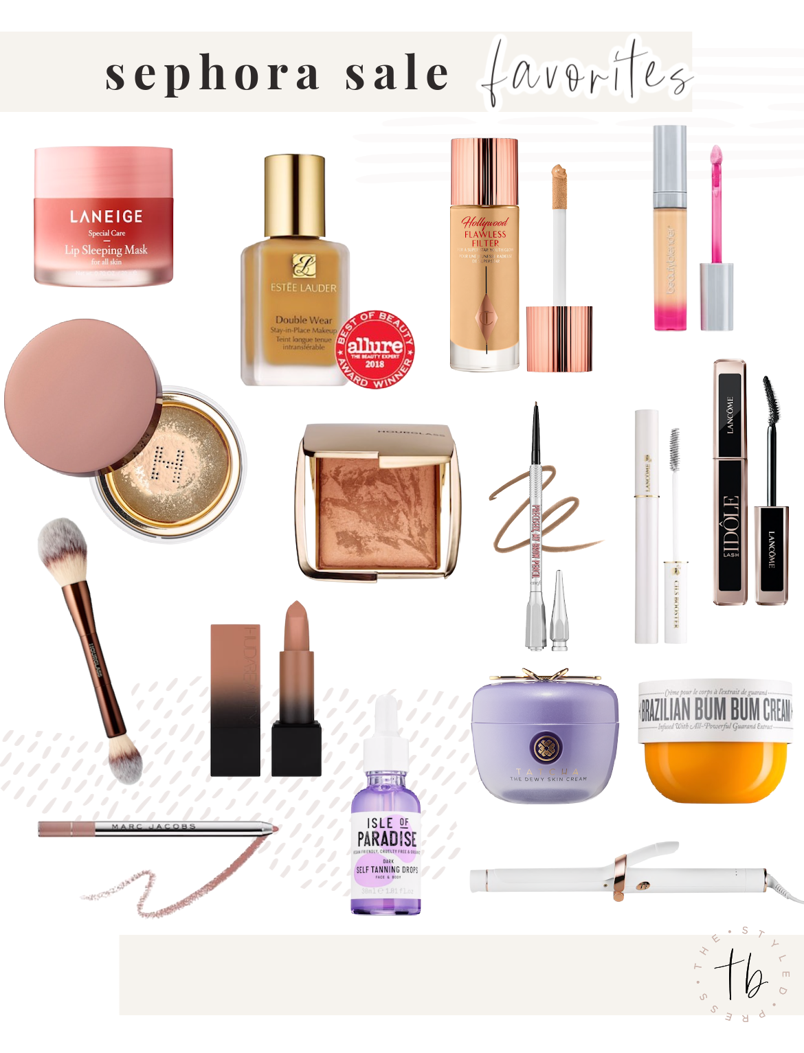 sephora spring savings event, sephora favorites