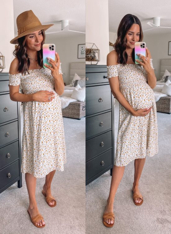 forever 21 spring and summer finds, forever 21 dress, summer dress, bump style